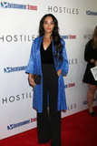 Photo - Bianca Lawsonat the Hostiles Premiere Samuel Goldwyn Theater Beverly Hills CA 12-14-17