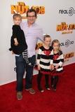 Allen Covert Photo - Allen Covertat The Nut Job World Premiere Regal Cinemas Los Angeles CA 01-11-14