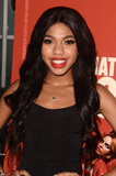 Photo - LOS ANGELES - SEP 12  Teala Dunn at the Assassination Nation Los Angeles Premiere at the ArcLight Theater on September 12 2018 in Los Angeles CA