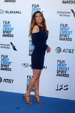 Ashley Cusato Photo - LOS ANGELES - FEB 23  Ashley Cusato at the 2019 Film Independent Spirit Awards on the Beach on February 23 2019 in Santa Monica CA