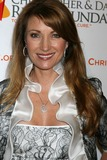DANA REEVES Photo - Jane Seymour arriving at the 4th Annual Los Angeles Gala for the Christopher  Dana Reeve Foundation at the Beverly Hilton Hotel in Beverly Hills CADecember 2 2008