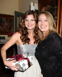 Photos From Heather Tom's Annual Christmas P
