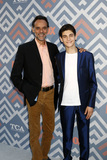 Alexander Siddig Photo - LOS ANGELES - AUG 8  Alexander Siddig David Mazouz at the FOX TCA Summer 2017 Party at the Soho House on August 8 2017 in West Hollywood CA