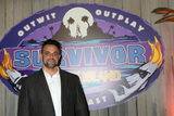 Photo - LOS ANGELES - MAY 23  Domenick Abbate at the Survivor Ghost Island Finale Photo Call at CBS Studios Radford on May 23 2018 in Studio City CA