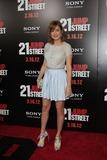 Brie Larsen Photo - 21 Jump Street  Premiere