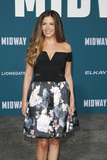 Ashley Cusato Photo - LOS ANGELES - NOV 5  Ashley Cusato at the Midway Premiere at the Village Theater on November 5 2019 in Westwood CA