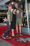 Photo - LOS ANGELES - NOV 9  Jon Hamm Sarah Silverman Jon Schroeder at the Sarah Silverman Star Ceremony on the Hollywood Walk of Fame on November 9 2018 in Los Angeles CA