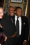 Alvin Ailey Photo - New York 12-2-09Judith Jamison Wynton Marsalisat opening  gala of Alvin Ailey American Dance Theatreat City Center 131 w55stDigital photo by Maggie Wilson-PHOTOlinknet