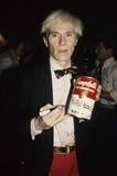 Photo - New York NY 1981 FILE PHOTOAndy Warhol (unidentified women)Digital photo by Adam Scull-PHOTOlinknet