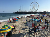 Photos From Atmosphere in Atlantic City, NJ on July 4th 2020