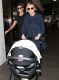 Photos From Kirsten Dunst is seen at LAX Airport