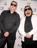 Austin Chumlee Russell Photo - Photo by Dennis Van Tinestarmaxinccom20115411Corey Harrison and Austin Chumlee Russell at the AE Television Networks Upfront Presentation(NYC)