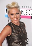 Photo - Photo by Galaxystarmaxinccom2012ALL RIGHTS RESERVEDTelephoneFax (212) 995-1196111812Pink at the 40th Anniversary American Music Awards(Los Angeles CA)Not for syndication in England