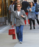 Photos From Judge Judy Sheindlin is seen in Los Angeles