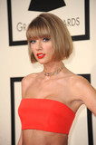 Photo - Photo by PlutostarmaxinccomSTAR MAX2015ALL RIGHTS RESERVEDTelephoneFax (212) 995-119621516Taylor Swift at The 58th Grammy Awards(Los Angeles CA)