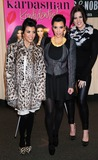 Photos From Kim Kardashian with Kourtney Kardashian and Khloe Kardashian at a signing of
