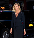 Photos From Karlie Kloss is seen in New York City