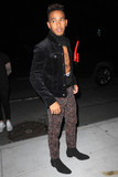 Photo - Lewis Hamilton is seen in New York City