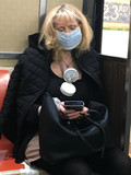 Photos From Subways empty out as the Coronavirus spreads