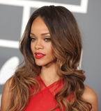 Photo - Photo by KGC-11starmaxinccom2013STAR MAXALL RIGHTS RESERVEDTelephoneFax (212) 995-119621013Rihanna at the 55th Annual Grammy Awards(Los Angeles CA)