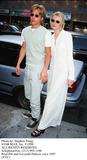 Photo - Photo by Stephen TruppSTAR MAX Inc - copyright 1998Brad Pitt and Gwyneth Paltrow