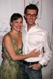 ASHLEY BROWN Photo - Ashley Brown and Gavin Lee Arriving at the Party to Celebrate the Final Performance of Disneys Beauty and the Beast at Cipriani 42nd Street in New York City on 07-29-2007 Photo by Henry McgeeGlobe Photos Inc 2007