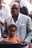 ANTONIO REID Photo - Antonio LA Reid and Daughter Arianna Manuelle Reid Watching the Justin Bieber Concert on Nbcs Today Show Toyota Concert Series at Rockefeller Plaza in New York City on 06-04-2010 Photo by Henry Mcgee-Globe Photos Inc 2010
