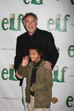 Alexander Alex Photo - NYC  111410Judd Hirsch and son London Hirsch (9 years old) at opening night of the new musical Elf on Broadway at the Al Hirschfeld TheatrePhoto by Adam Nemser-PHOTOlinknet