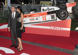 David Coulthard Photo - Sep 02 2013 - London England UK - Rush World Premiere Odeon Leicester SquarePictured David Coulthard and Karen Minier