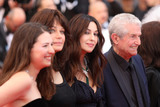Claude Lelouch Photo - CANNES FRANCE - MAY 18 Monica Bellucci Claude Lelouch attends the screening of Les Plus Belles Annees DUne Vie during the 72nd annual Cannes Film Festival on May 18 2019 in Cannes France(Photo by Laurent KoffelImageCollectcom)