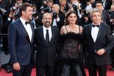 Asghar Farhadi Photo - CANNES FRANCE - MAY 8 Javier Bardem Asghar Farhadi Penelope Cruz Ricardo Darin attend the screening of Everybody Knows (Todos Lo Saben) and the opening gala during the 71st annual Cannes Film Festival at Palais des Festivals on May 8 2018 in Cannes France(Photo by Laurent KoffelImageCollectcom)
