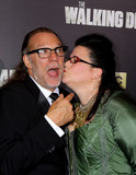 Ann Mahoney Photo - October 9 2015 New York CityGreg Nicotero and Ann Mahoney arriving at the season six premiere of The Walking Dead at Madison Square Garden on October 9 2015 in New York CityBy Line Philip VaughanACE PicturesACE Pictures Inctel 646 769 0430