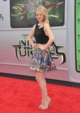 ABBY ELLIOT Photo - Abby Elliot at the premiere of her movie Teenage Mutant Ninja Turtles at the Regency Village Theatre WestwoodAugust 3 2014  Los Angeles CAPicture Paul Smith  Featureflash