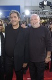 Andrew G Photo - Producers MARIO F KASSAR (left)  ANDREW G VAJNA at the world premiere of their new movie Terminator 3 Rise of the Machines in Los AngelesJune 30 2003 Paul Smith  Featureflash