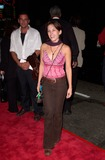 Amy Jo Johnson Photo - Actress AMY JO JOHNSON at the world premiere of Charlies Angels at the Manns Chinese Theatre in Hollywood22OCT2000  Paul Smith  Featureflash
