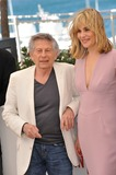 Roman Polanski Photo - Director Roman Polanski  wife actress Emmanuelle Seigner at the photocall for their movie Venus in Fur in competition at the 66th Festival de CannesMay 25 2013  Cannes FrancePicture Paul Smith  Featureflash