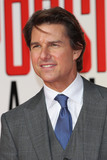 Tom Cruise Photos - Tom Cruise at the UK premiere of Mission Impossible Rogue Nation at the BFI IMAX  TheatreJuly 25 2015  London UKPicture James Smith  Featureflash