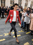 Photo - Jean Paul Gaultier Arrivals - Paris Fashion Week Haute Couture Spring Summer 2016