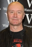 Irvine Welsh Photo - London UK Irvine Welsh - Scottish writer known for gritty novels Trainspotting and Filth now based in Chicago signs copies of his latest book A Decent Ride at Waterstones London Wall in London 21st April 2015Ref LMK73-60007-210415Keith MayhewLandmark Media WWWLMKMEDIACOM