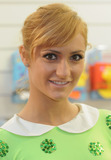 Aliona Vilaniat Photo - London UK  Aliona Vilaniat      at the Toy Fair Olympia 20th January 2015 RefLMK326-50456-220115Matt LewisLandmark MediaWWWLMKMEDIACOM