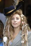 Photo - London UK Lady Gaga leaving her hotel in Central London 28th August 2013Ref LMK386-45090-290813Gary MitchellLandmark Media WWWLMKMEDIACOM
