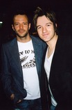 Alistair Griffin Photo - LondonJames fox (L) and Alistair Griffin from Fame Academy at a post brits party at the Penthouse15th February 2005Picture by ZacLandmark Media