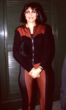 Photo - London UK LIBRARY   Siouxsie Sioux  (of the Banshees) out and about Mid 1980s ReCap29092020 RefLMK11-SLIB290920-001PIP-Landmark MediaWWWLMKMEDIACOM