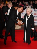 June Whitfield Photo - London UK Bruno Tonioli and June Whitfield   at   the National Television Awards held at the O2 Arena 20th January 2010Keith MayhewLandmark Media