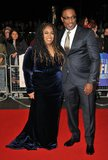 Angie Thomas Photo - London UK  Angie Thomas and George Tillman Jr  at  the Special Presentation and European Premiere of The Hate U Give  at The 62nd BFI London Film Festival at Cineworld Leicester Square London England UK on Saturday 20 October 2018 Ref  LMK315-S1697-211018Can NguyenLandmark MediaWWWLMKMEDIACOM