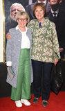 Photo - London UK Imelda Staunton Penelope Wilton at The Lehman Trilogy Press Night held at Piccadilly Theatre Denman Street London on Wednesday 22 may 2019  May 2019  Ref LMK392-J4931-230519Vivienne VincentLandmark Media WWWLMKMEDIACOM