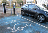 Photo - Electric Vehicle charging point