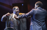 Arthur Miller Photo - London UK   Wendell Pierce and Sope Dirisu  at the photo call for the Arthur Miller classic Death of a Salesman at the Piccadilly theatre West End London 1st November 2019 RefLMK386-S2535-011119 Gary MitchellLandmark Media WWWLMKMEDIACOM