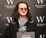 Photos From Geddy Lee Book Signing
