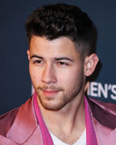 Jona Photo - BEVERLY HILLS LOS ANGELES CALIFORNIA USA - FEBRUARY 27 Singer Nick Jonas arrives at The Womens Cancer Research Funds An Unforgettable Evening Benefit Gala 2020 held at the Beverly Wilshire A Four Seasons Hotel on February 27 2020 in Beverly Hills Los Angeles California United States (Photo by Xavier CollinImage Press Agency)